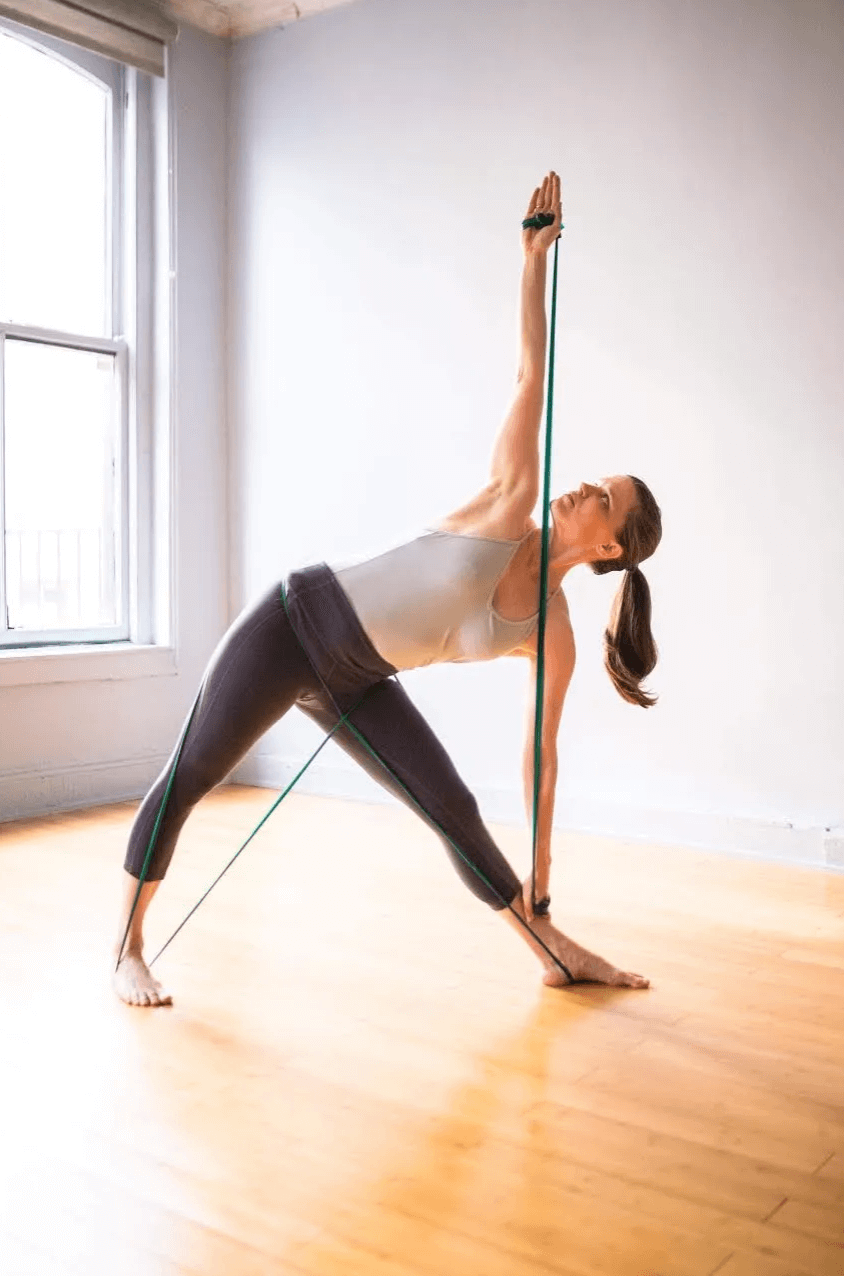 Resistance Bands are the New Yoga Belt